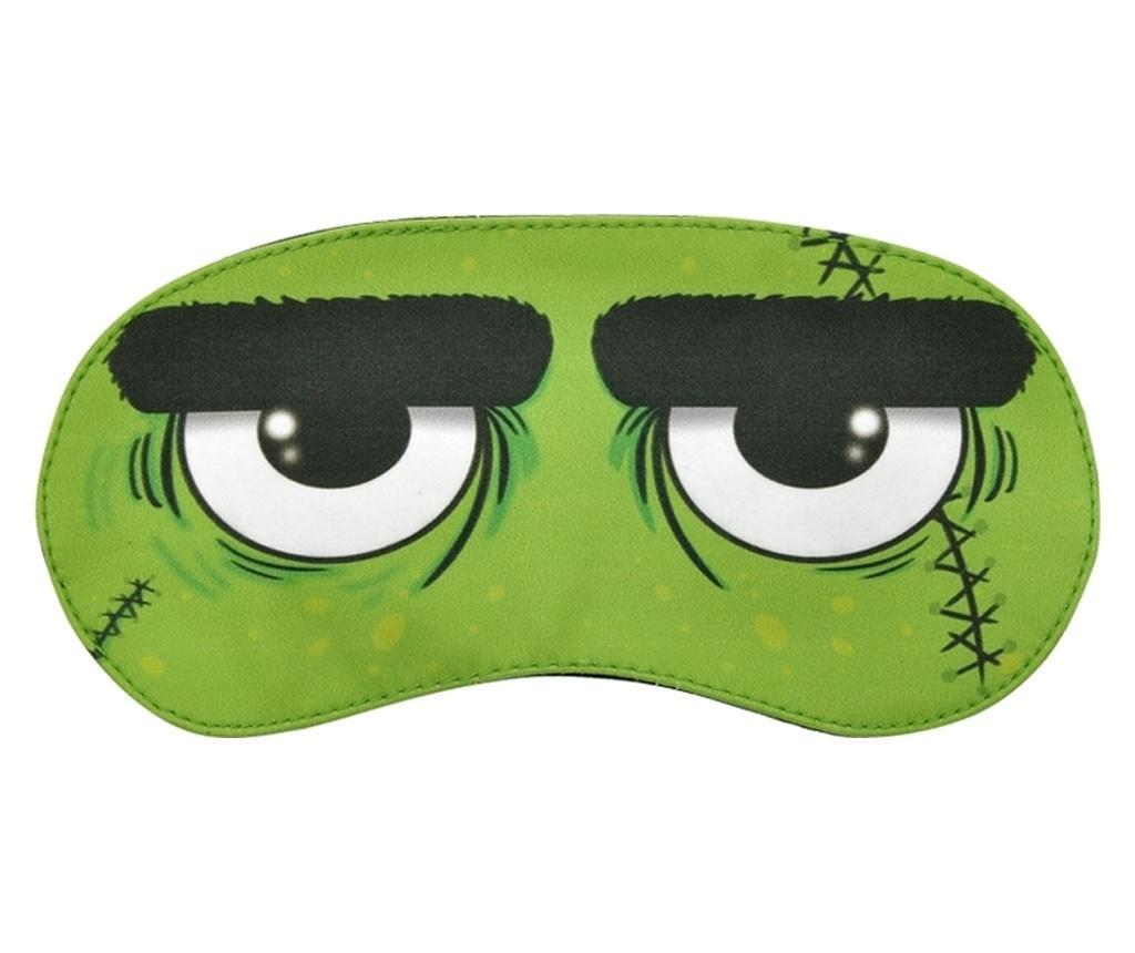 Angry Green Alvó maszk