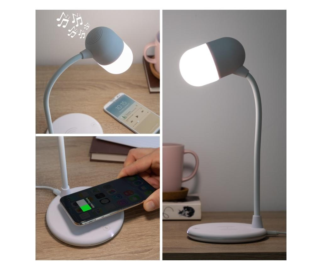Lampa de birou cu incarcator wireless Akalamp