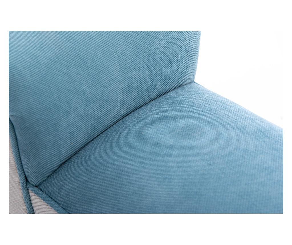 Bancheta Elfrida Blue