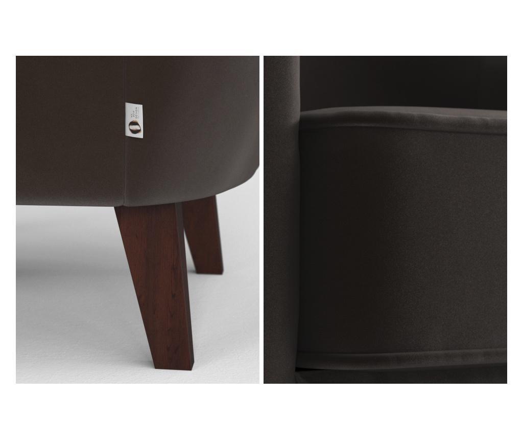 Brochant Uni Brown Fotel