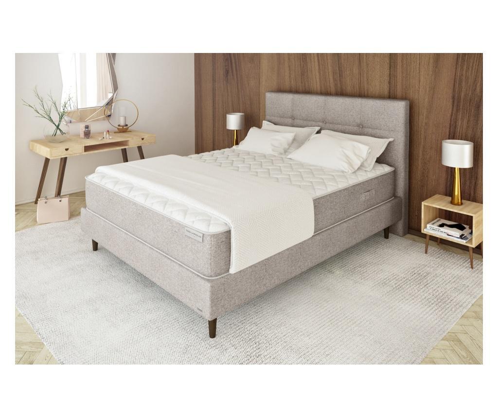 Opale Matrac, 2 ágy ágyráccsal és ágytámla 180x200 cm
