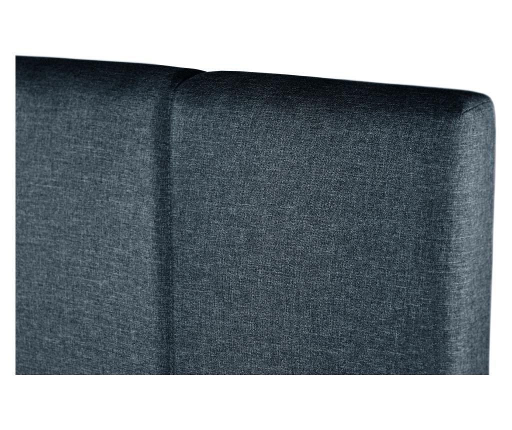 Onyx Marine Blue Ágy tárolódobozzal 160x200 cm