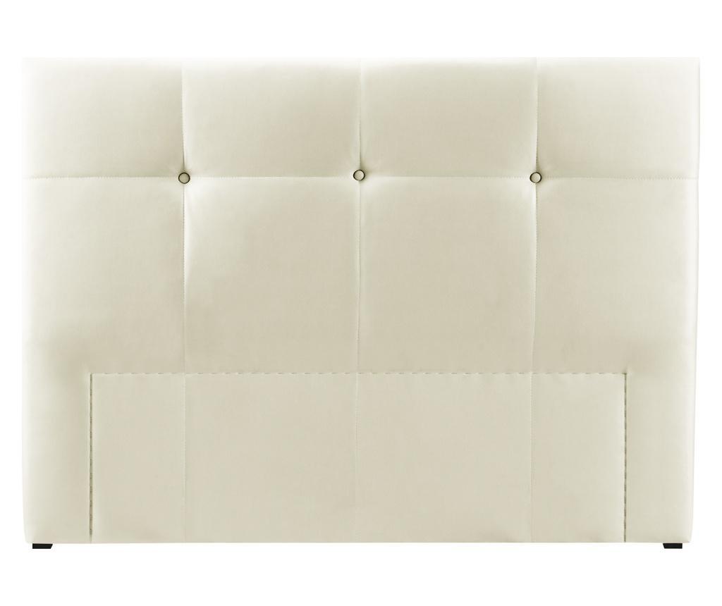 Tablie de pat Facette Cream 180x118 cm