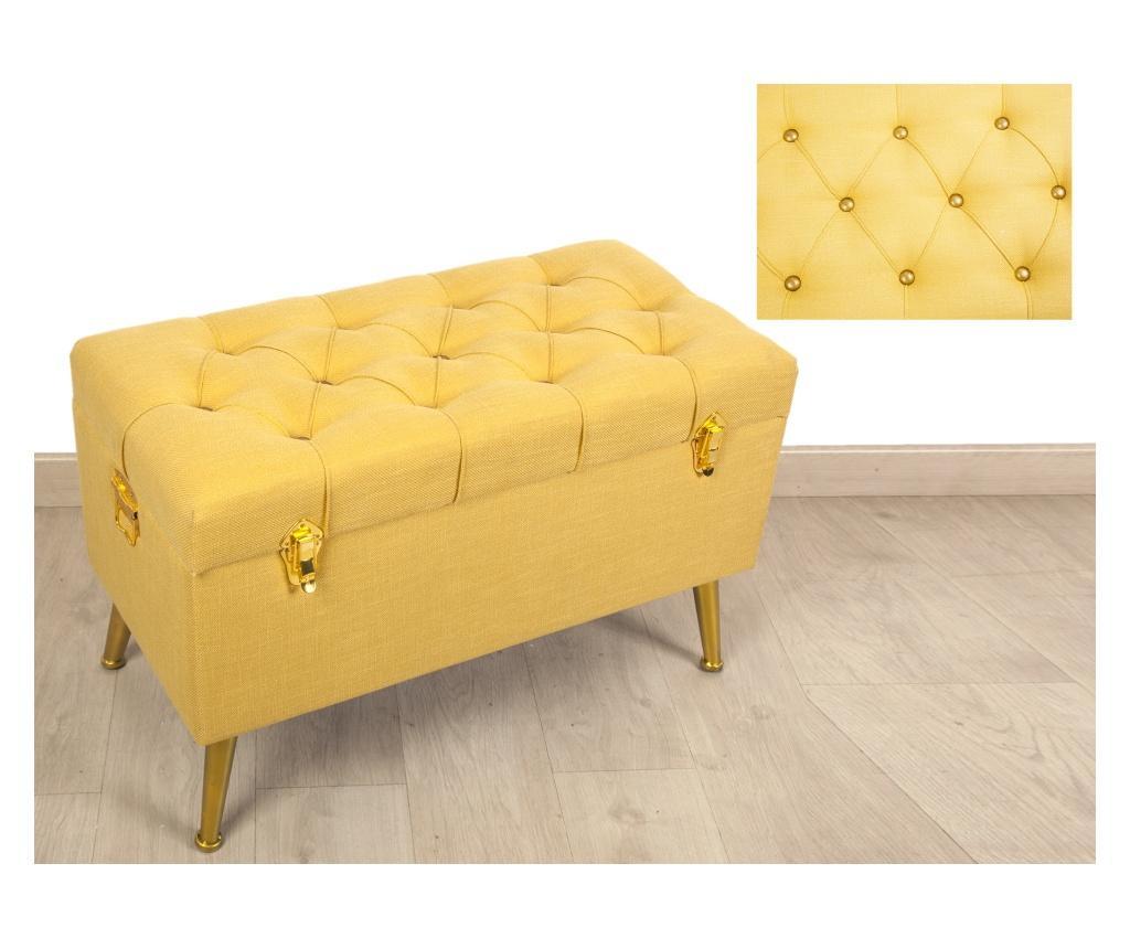 Bancheta Valeria Yellow