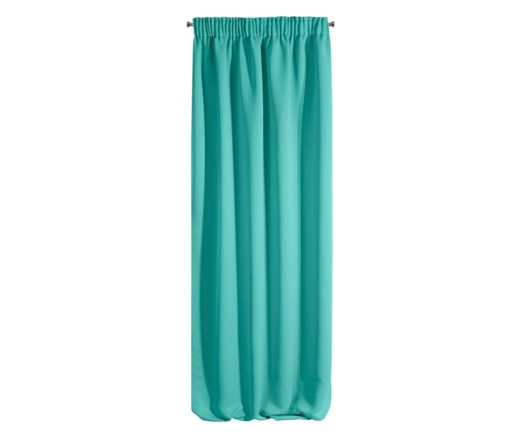 Draperie Logan Turquoise 135x270 cm