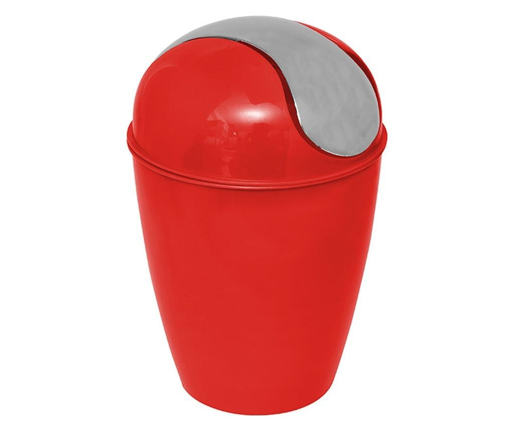 Cos de gunoi cu capac 1.7 L