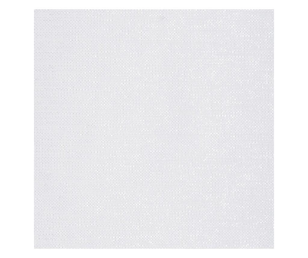 Perdea Esim White Rings 140x250 cm