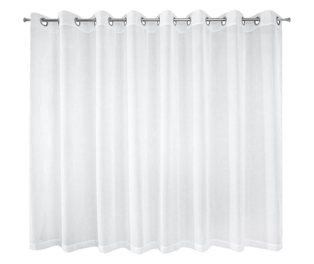 Draperie Lucy White Rings 160x300 cm