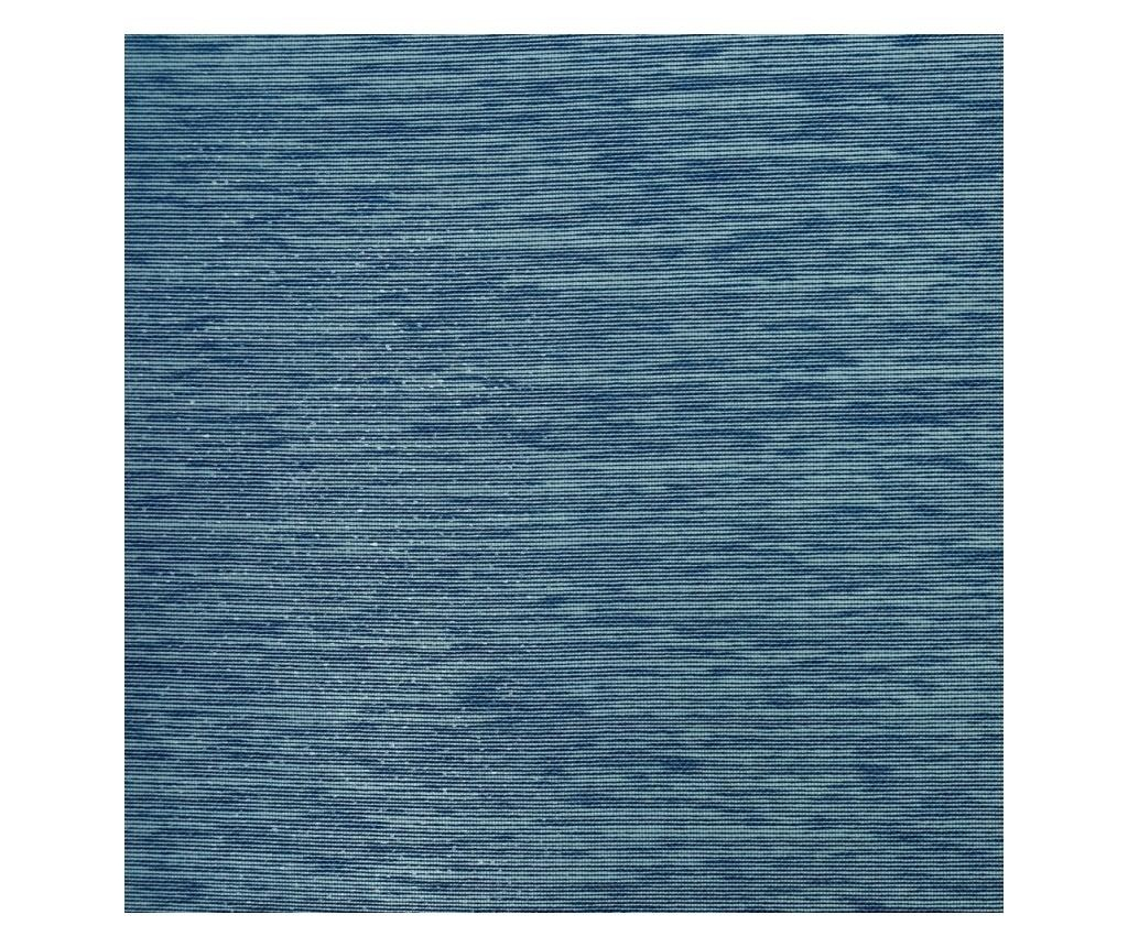 Perdea Liza Blue 140x300 cm