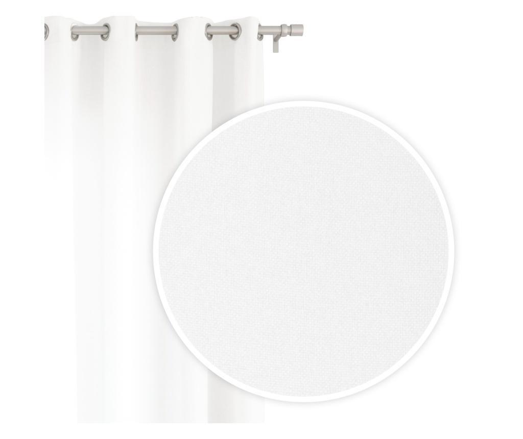 Draperie Viva White 140x250 cm