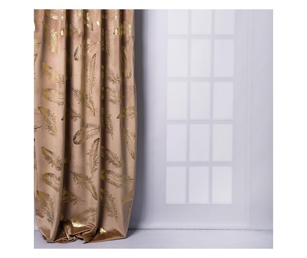 Draperie Glam Chic Gold 140x270 cm