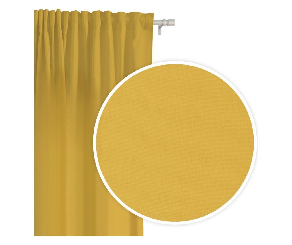 Draperie Viva Tape Yellow 140x250 cm