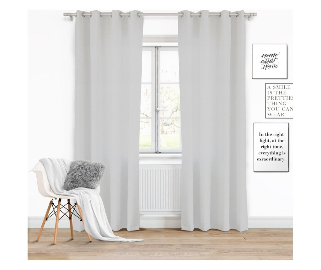 Viva Light Grey Sötétítő 140x250 cm