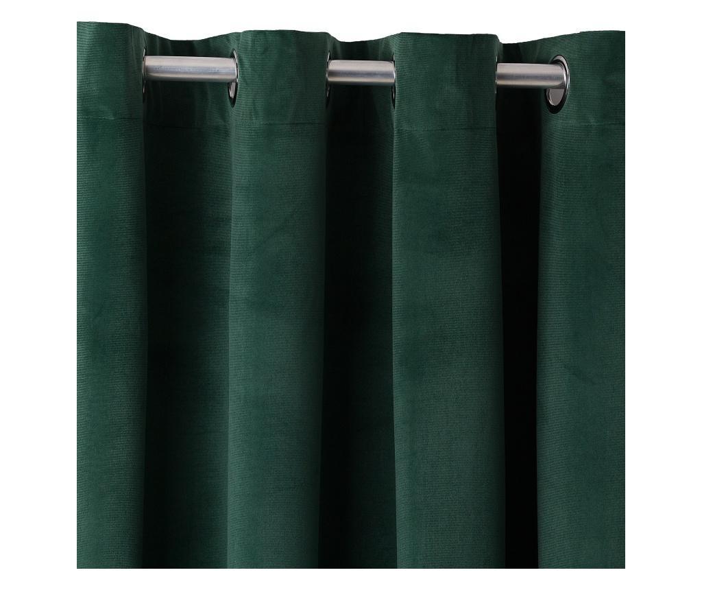 Pierre Green Sötétítő 140x270 cm