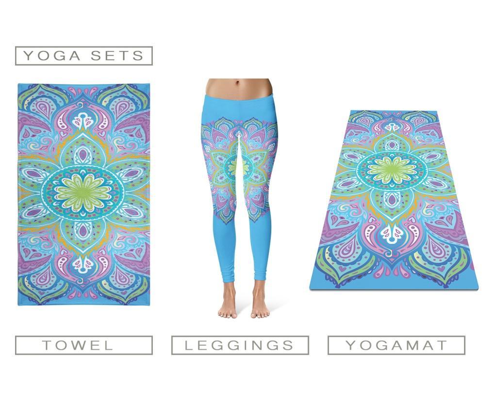 Sada 3 ks príslušenstva pre jogu  M