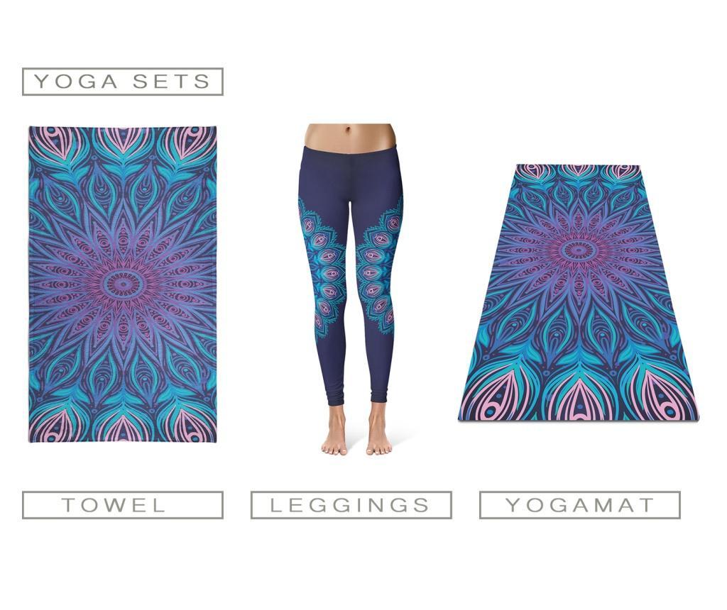 3-dijelni set za jogu  M