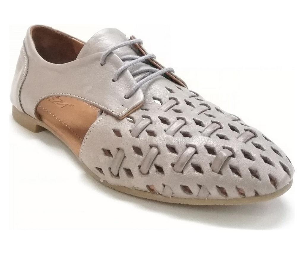 Női balerina cipő 42