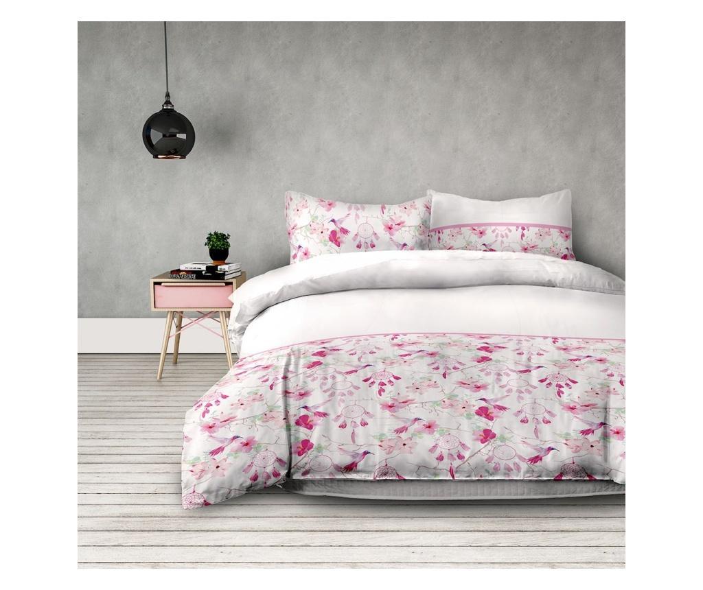 Set posteljina Double Extra Flannel Sweet Dreams
