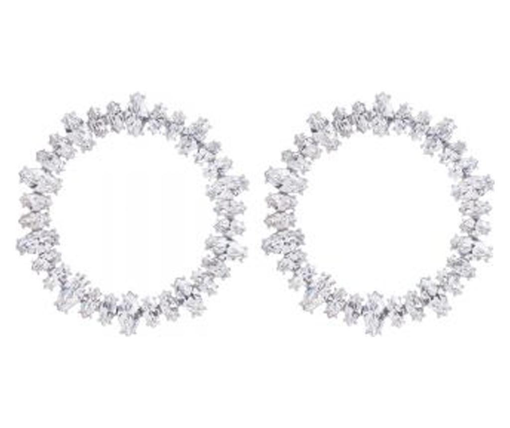 Cercei cu cristale Swarovski Devon