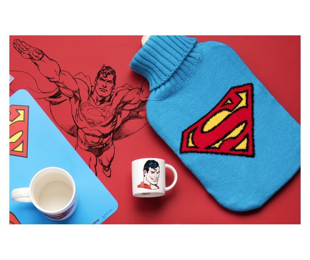 Термо торбичка за топла вода Superman 2L