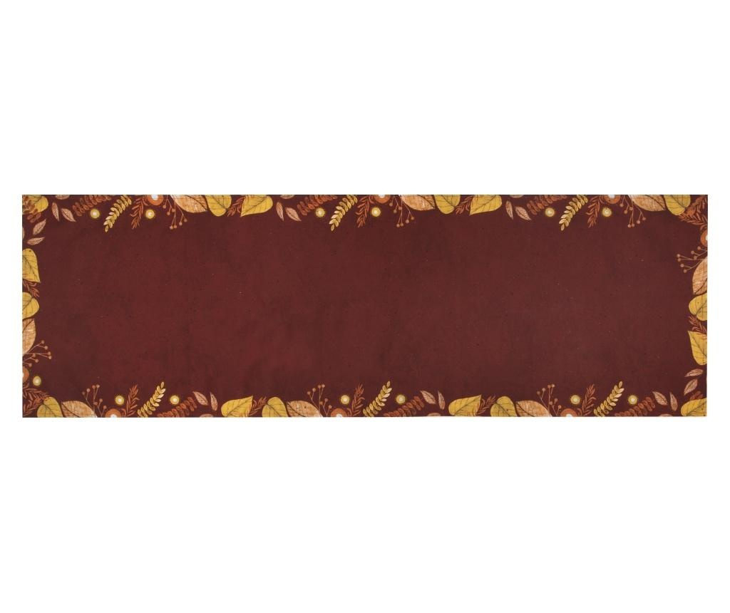 Traversa de masa Autumn Leaves 45x140 cm