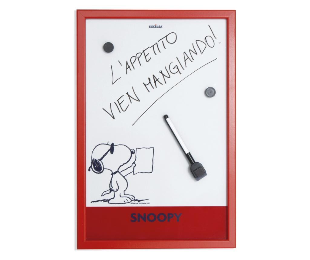 Panou memo de bucatarie Peanuts 30x45 cm