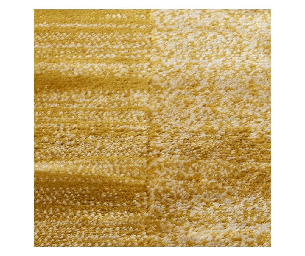 Covor Boho Sienna Yellow 80x150 cm