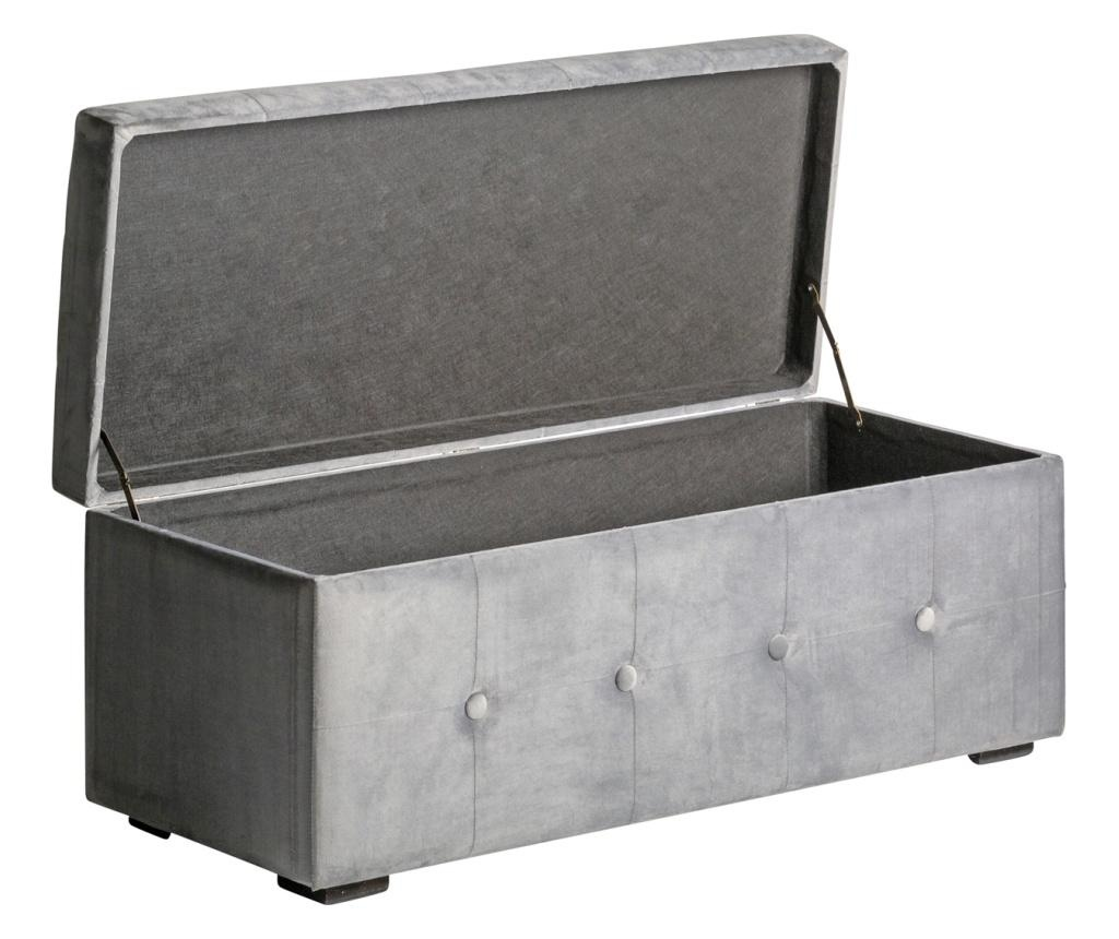 Bancheta Trunk Grey