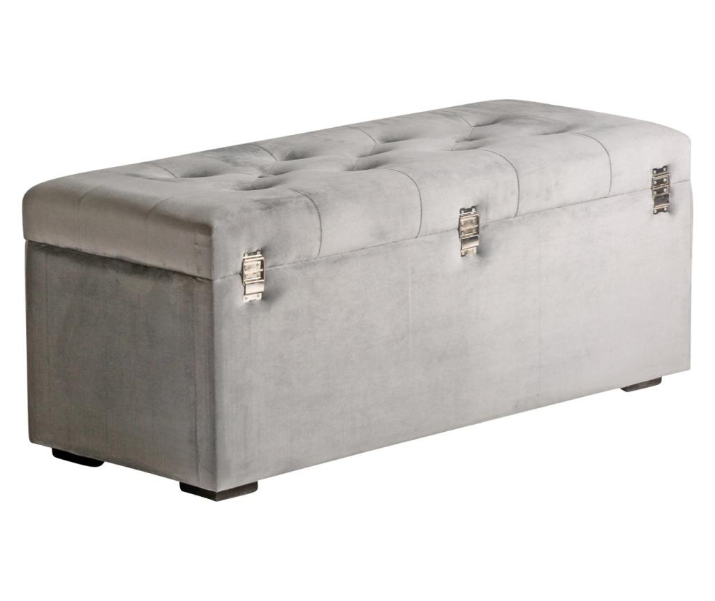 Lavica Trunk Grey
