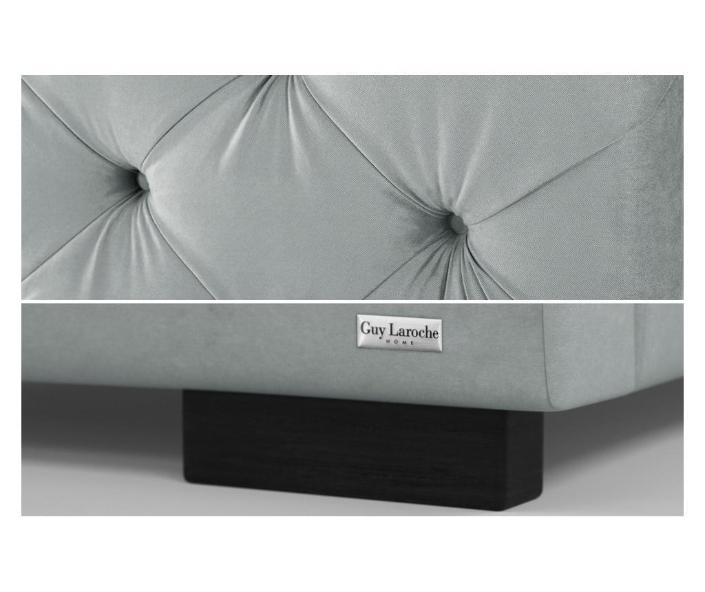 Fantasy Grey Ágy tárolóval 180x200 cm