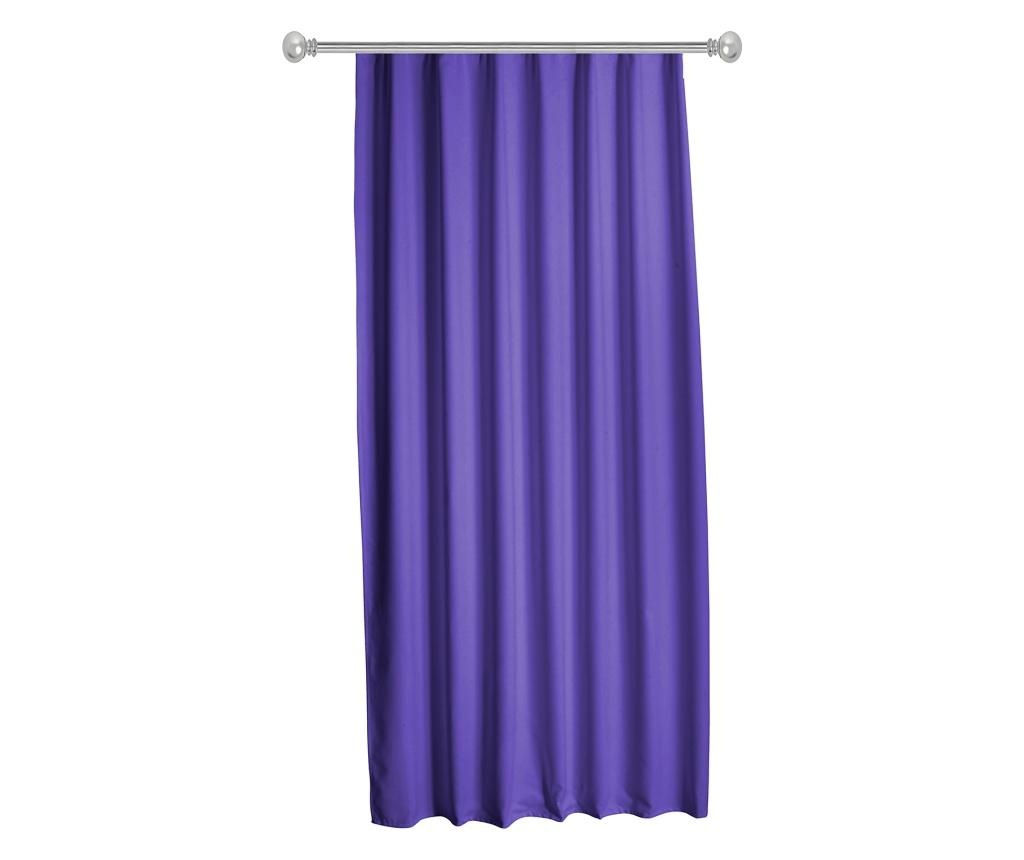 Zastor Julia  Purple 140x270 cm