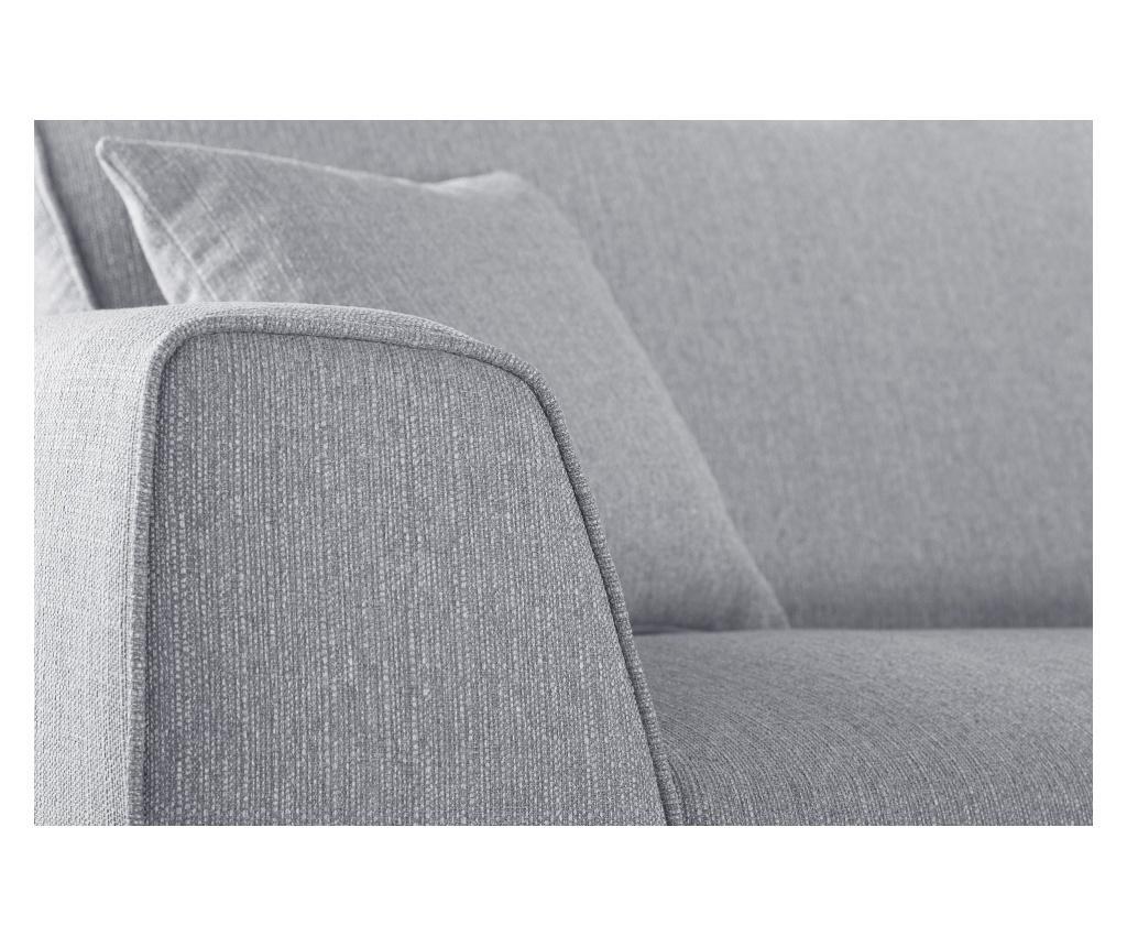 Десен ъглов диван Stradella Grey