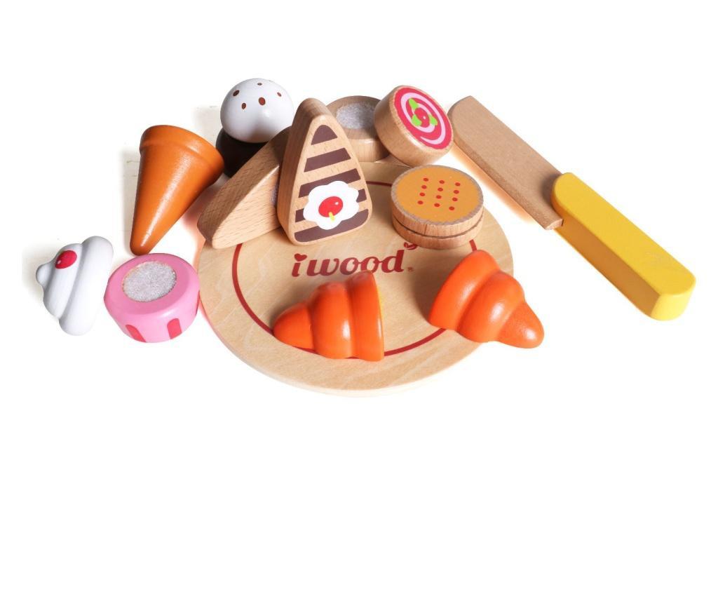 Kitchen Dessert Oktató játék