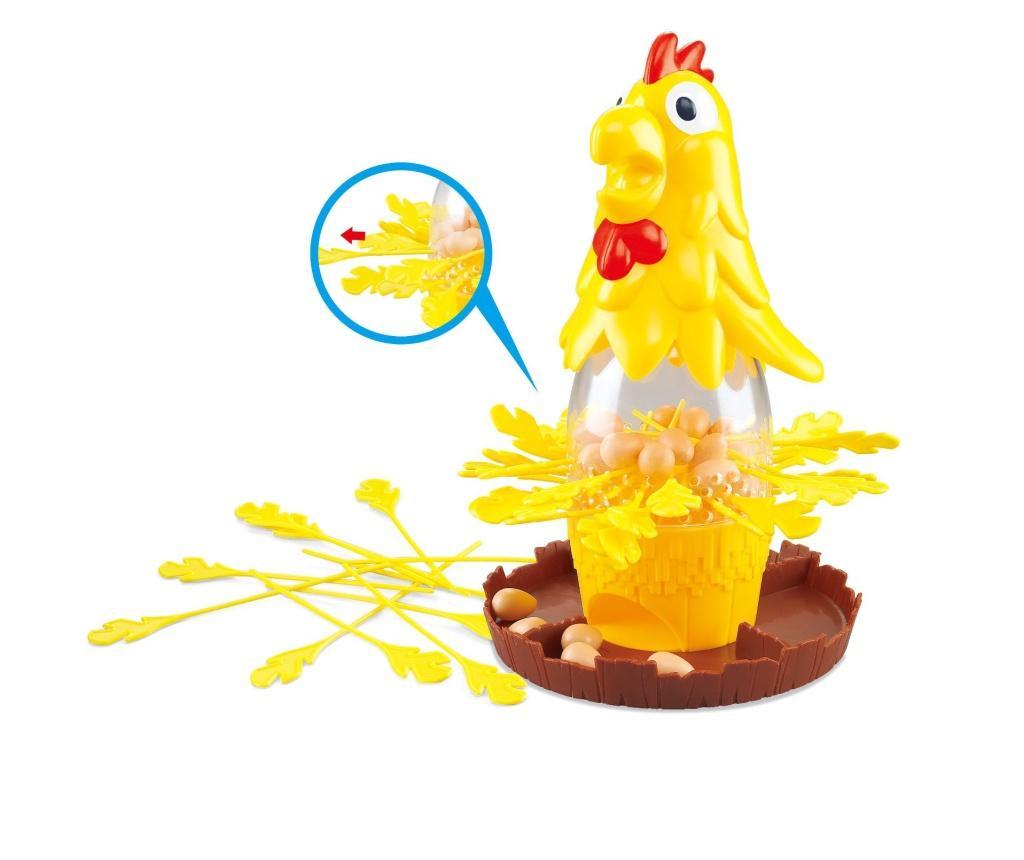 Joc de indemanare Chicken drop
