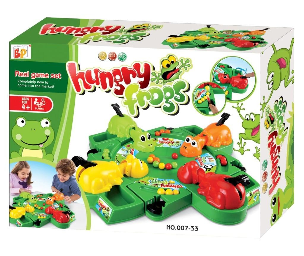 Igra spretnosti Hungry Frogs