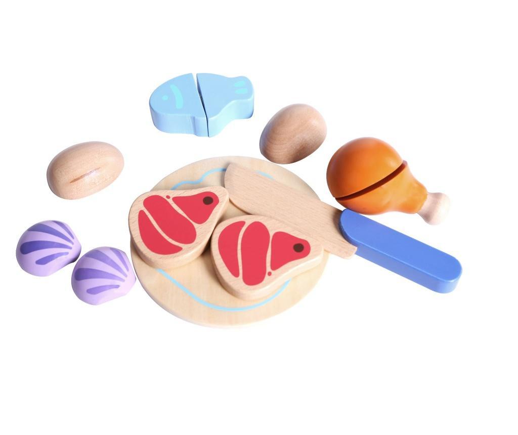 Kitchen Meal Oktató játék