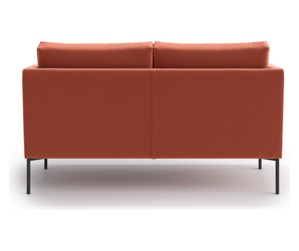 Canapea 2 locuri Svea Powder Pink