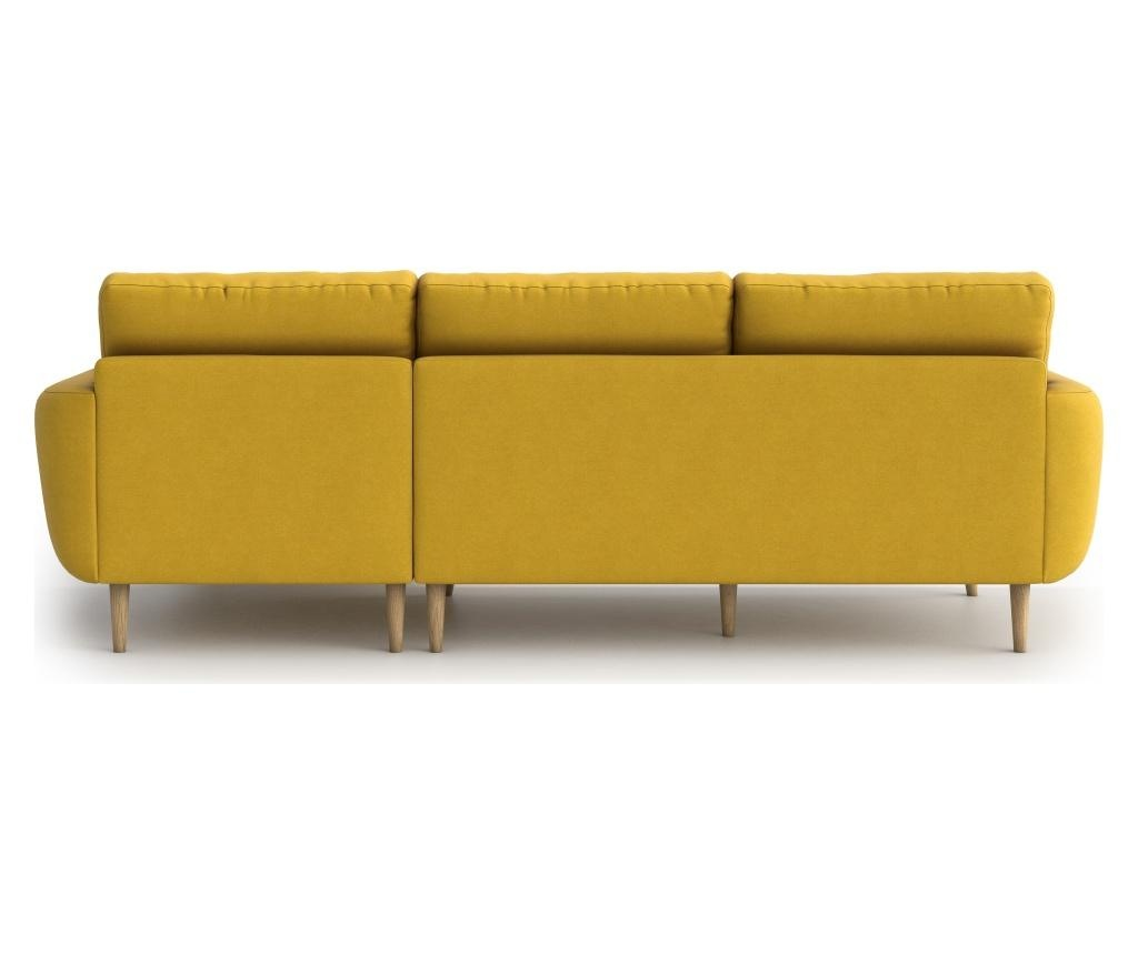 Reverzibilna kutna garnitura Harris Yellow