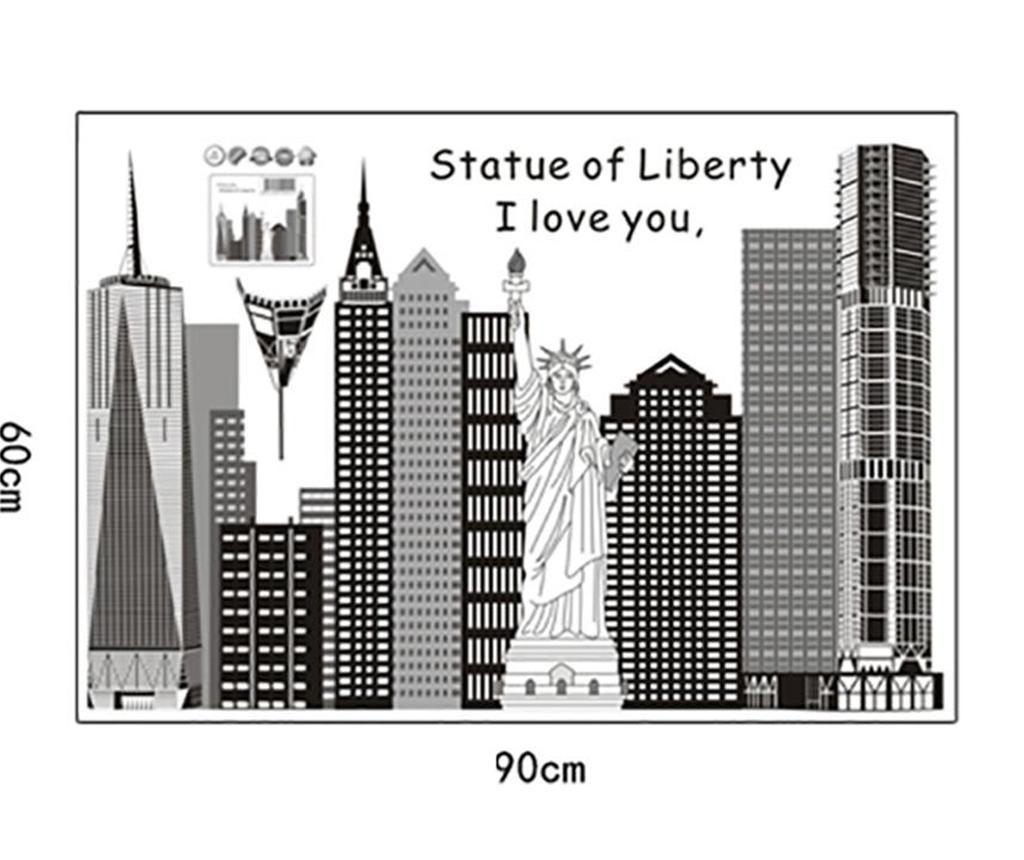 Statue de la Liberte Matrica