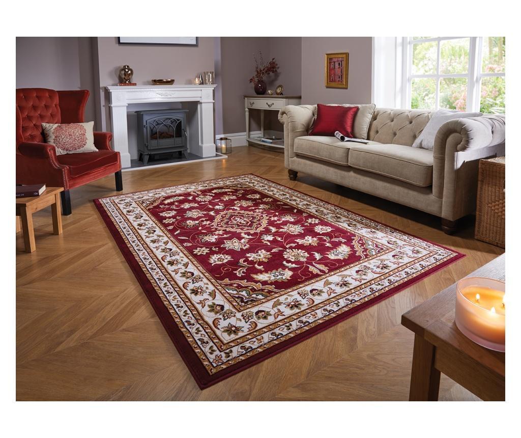 Sherbone Red Szőnyeg 80x150 cm