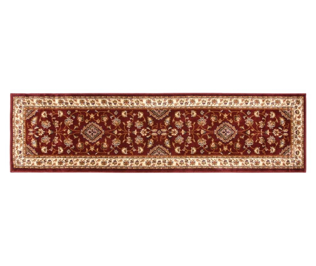 Covor Sherbone Red 60x230 cm