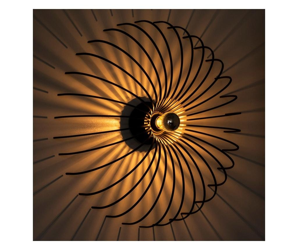 Ailanto Black Fali lámpa