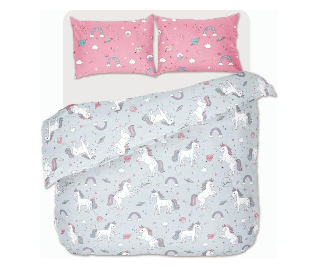 Lenjerie de pat Double Unicorn