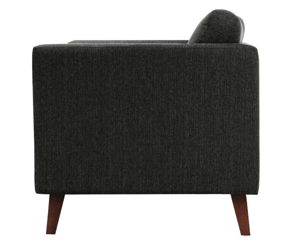 Elisa Anthracite Fotel