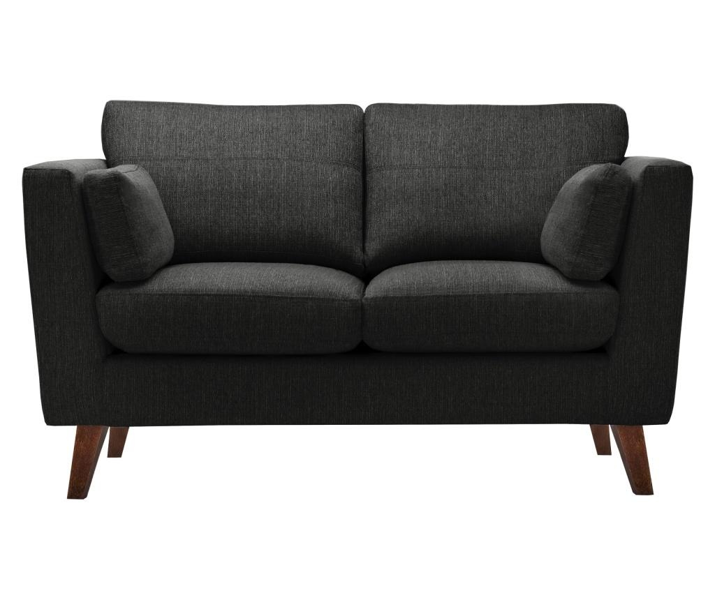 Elisa Black Háromszemélyes kanapé