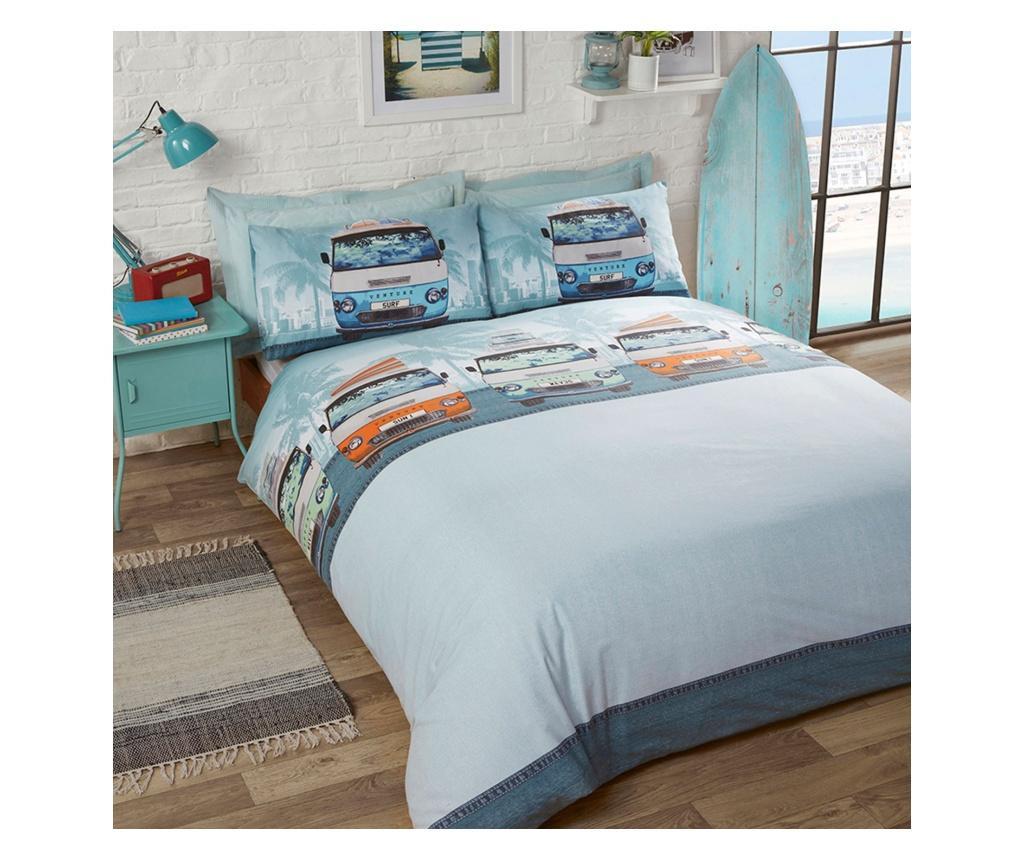 Zestaw na łóżko Double Campervan