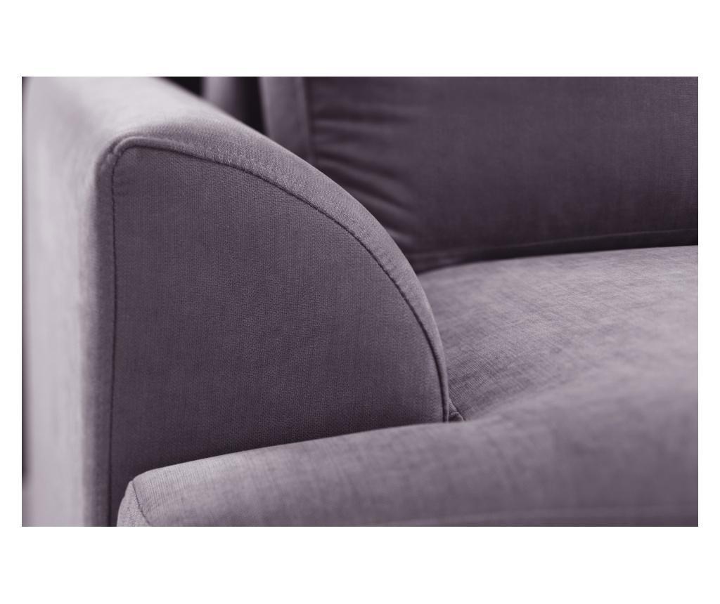 Десен ъглов диван Irina Lilac