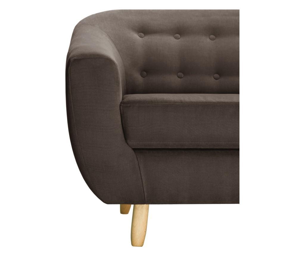 Canapea 3 locuri Vicky Brown