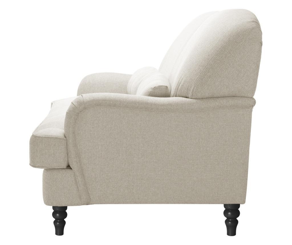Canapea 3 locuri Bella Cream