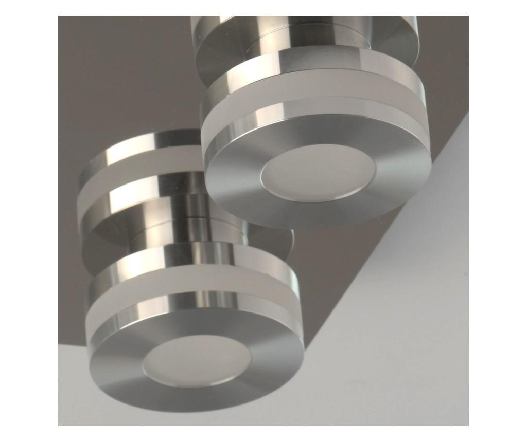 Stropna svjetiljka Graffiti Silver